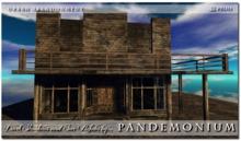 !Pandemonium - Urban Abandonment - 56 Prims [Rezzer]