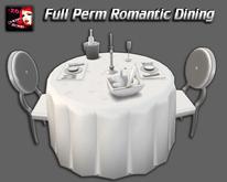 {XO} Full Perm Romantic Dinner