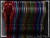 GALLACTIC: Split Circuit Latex Cybersuit - All Colors