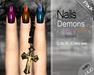 Mad' - Demons Nails - PACK v2