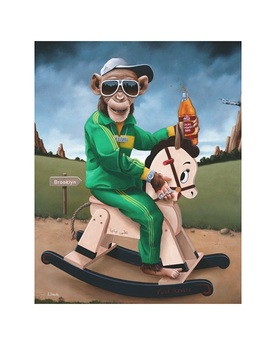 Brass Monkey Dance Gesture (Beastie Boys)