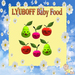 6 LYUBOFF Baby Cute Fruits (6 uses)