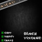 [ ANCAYI ] black vintage texture