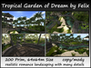 Tropical Garden of Dream