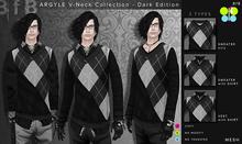 ARGYLE V-Neck Collection