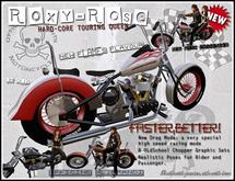 [OLDIES] ROXY ROSE 2.9 - Officine Aliprandi ( motorcycle - chopper - bobber )