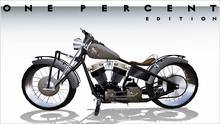 [OLDIES] DAVIN BEATLE *ONE PERCENT* Edition v 1.4 - Officine Aliprandi ( motorcycle - chopper - bobber )