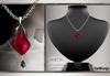 GeWunjo : FINETTA ruby necklace