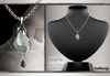 GeWunjo : FINETTA diamond necklace