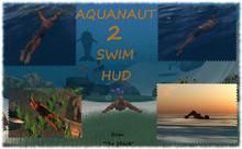 Aquanaut 3 Swim Hud