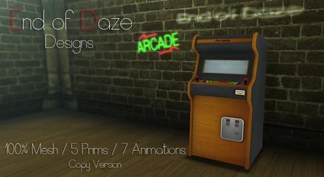End of Daze Arcade