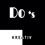 .:Do's:.