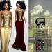 Shey paisley extraordinary gown1