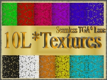 Brocade Lace Textures Full Perm
