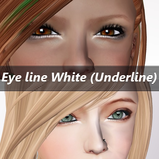 ::NOA::eyeline*white(Underline)