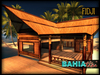 Fidji House Tiki Tropical Beach Prefab