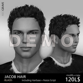 DEMO - Haistyle Jacob - REDGRAVE