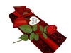 Rose in a gift box 01