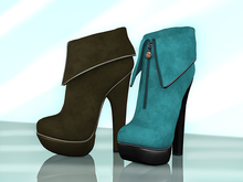 BAX Foxy Boots Green