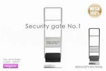 :neigeux Security gate No.1