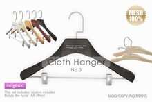 :neigeux: Cloth Hanger No.3