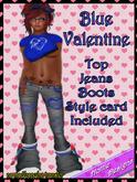 *HD* Valentine Blue