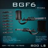 [BW] BFG6 Hydra