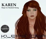 Klepsydra Karen  M - mod
