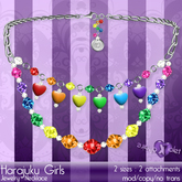 {Violet Voltaire} Harajuku Girls Necklace