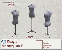 *~M`n B~* Mannequin F