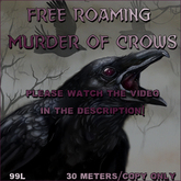 Souled Out Free Roaming Murder of Crows 30 meters