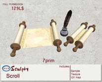 *~M`n B~* Scroll set (box)