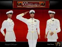 Uniform - Navy Officer and Yachtsmen V.2