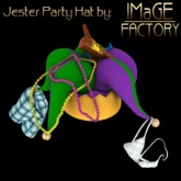 IMaGE Factory Jester Party Hat
