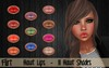 Flirt - Hawt Lips - 11 Shades