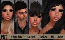 Flirt - Prison Tats - 12 Pack