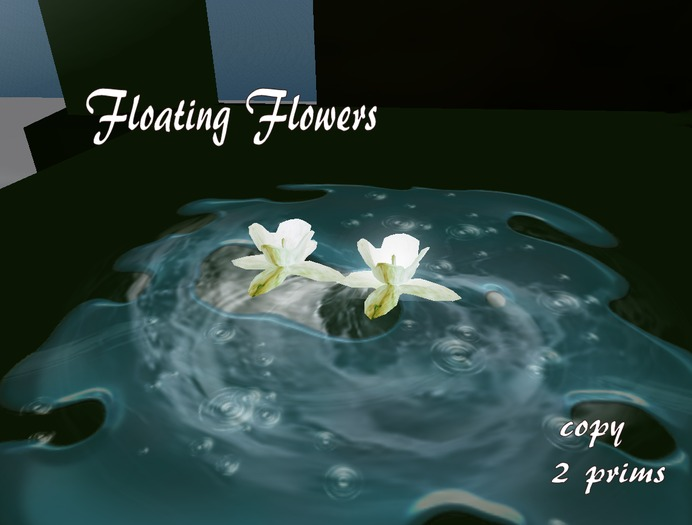 *⊱• Charming Plants •⊰*- Fantasy Floating Flowers