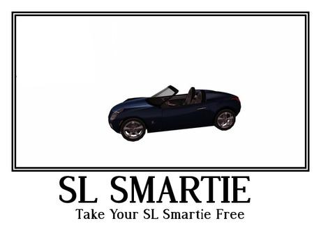 Take Your SL Smartie Free