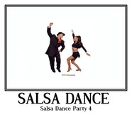 Salsa Dance Party 4 .