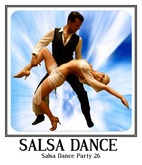 Salsa Dance Party 26 .
