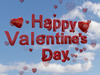 Sign - Happy Valentine's Day
