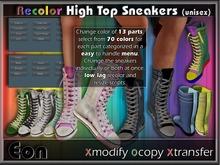 Recolor High Top Sneakers ..:: EON ::..