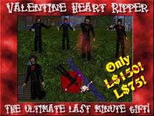 Heart Ripper Joke from Random Labs