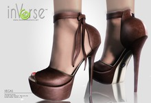 LIMITED TIME PROMO:  inVerse™ - Vegas Heels 100%mesh NO RIG 5 colors