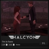 Halcyon - I'm in here | Free in world!