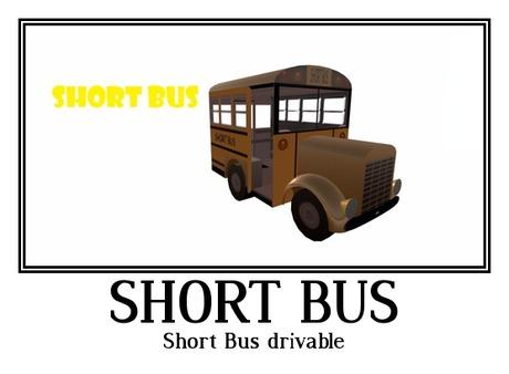 Short Bus  tagfantasy -