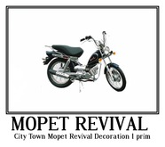 City Town Mopet Revival Decoration 1 prim tagfantasy -