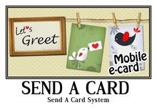 Send A Card System -