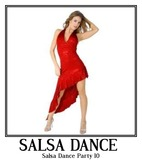 Salsa Dance Party 10 .