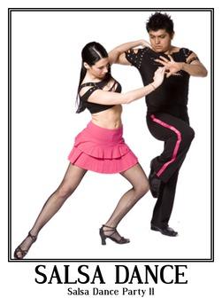 Salsa Dance Party 11 .